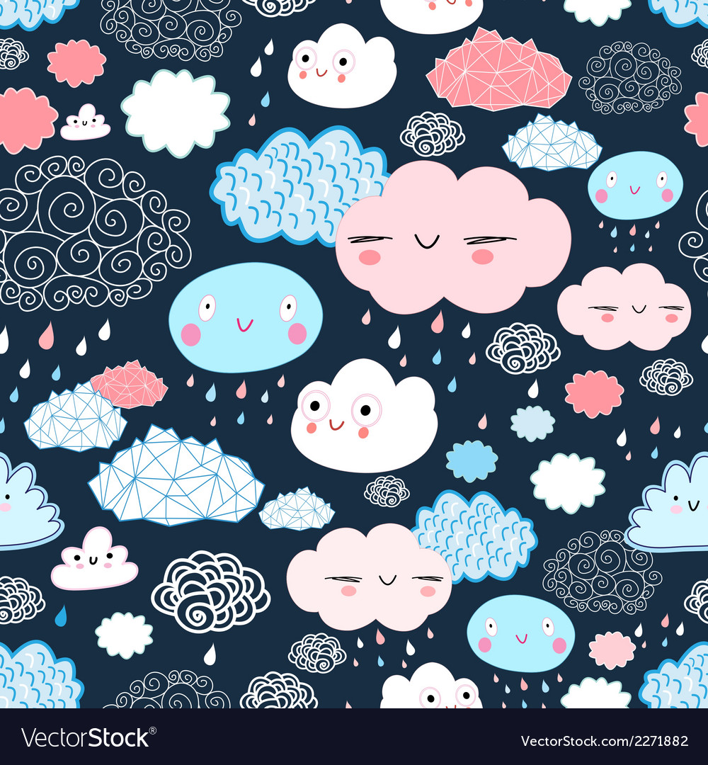 Texture of the fun of clouds vector   Price: 1 Credit (USD $1)