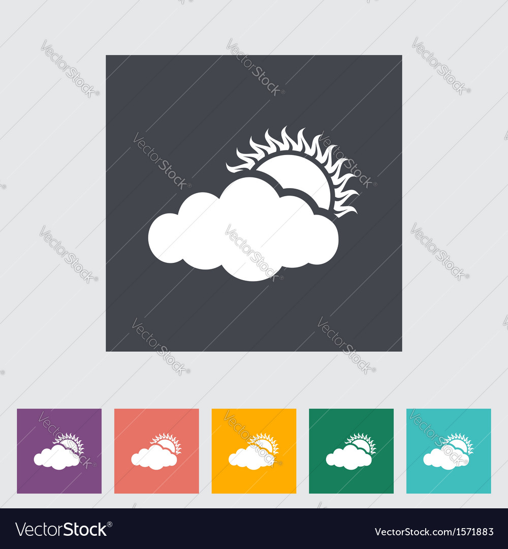 Overcast vector | Price: 1 Credit (USD $1)