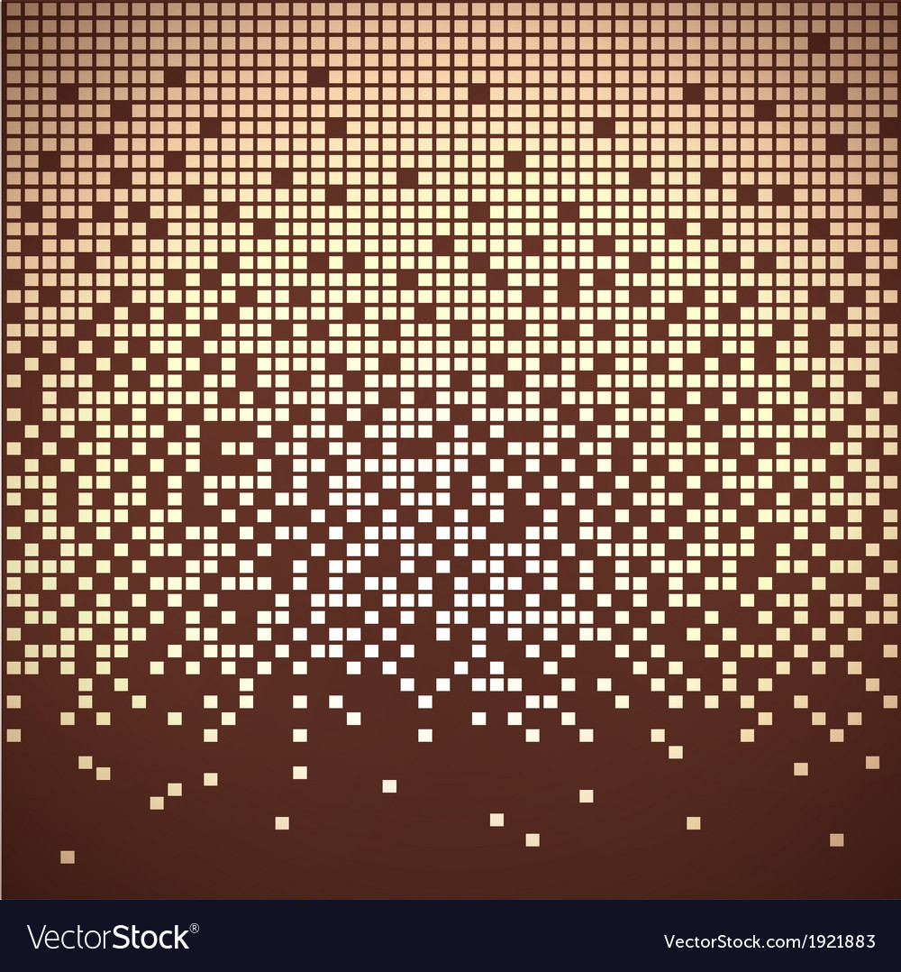 Pixelate background vector | Price: 1 Credit (USD $1)