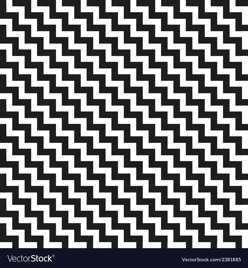Chevron zigzag diagonal seamless texture vector | Price: 1 Credit (USD $1)