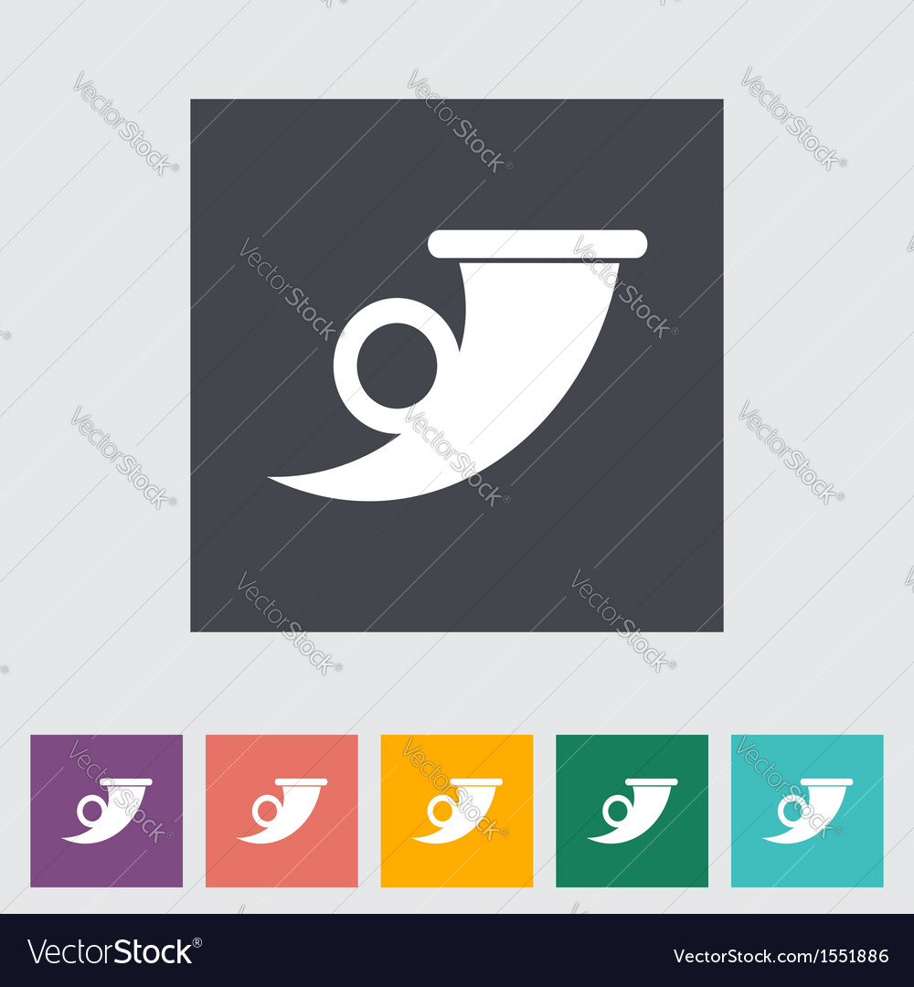 Post symbol vector | Price: 1 Credit (USD $1)