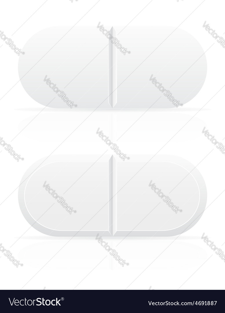 Pill 08 vector | Price: 1 Credit (USD $1)