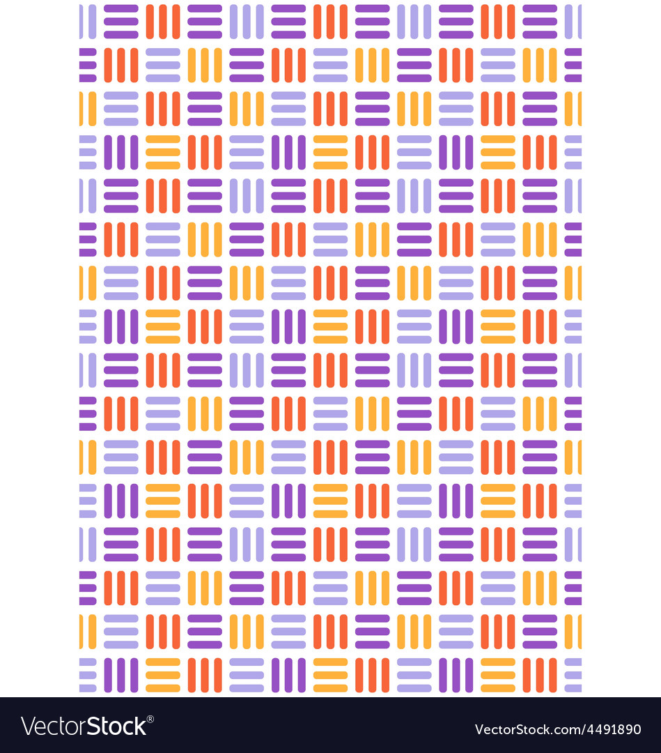 Seamless bright fun abstract mosaic knitted vector   Price: 1 Credit (USD $1)