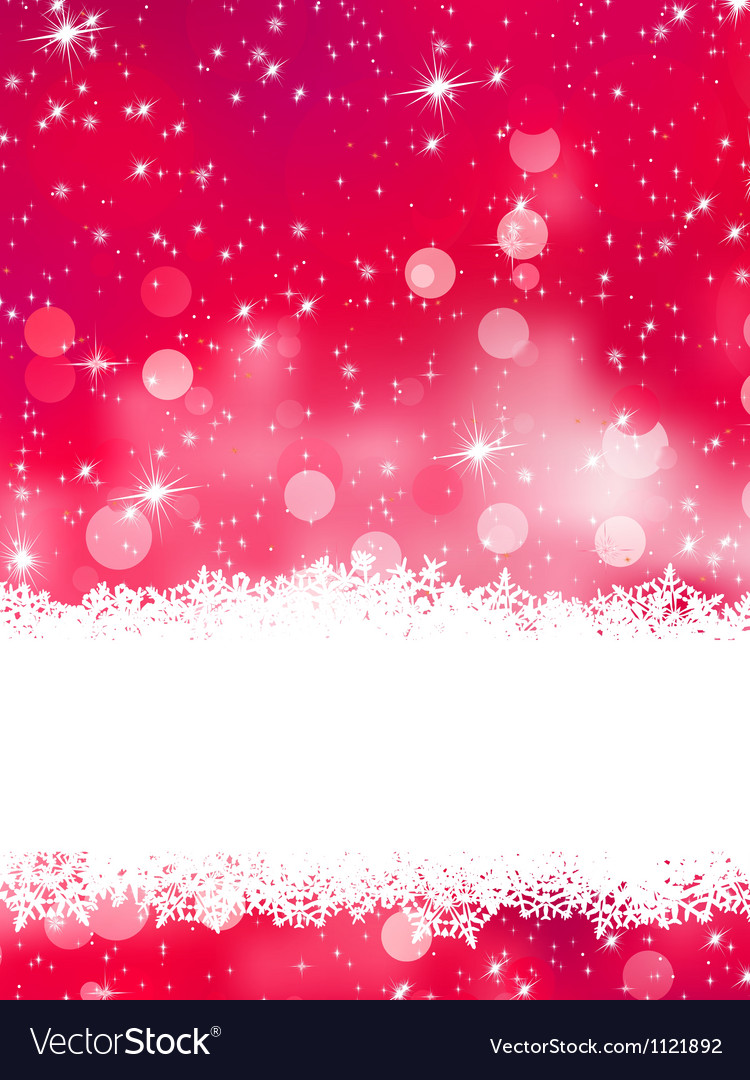 Glittery pink christmas background eps 8 vector | Price: 1 Credit (USD $1)
