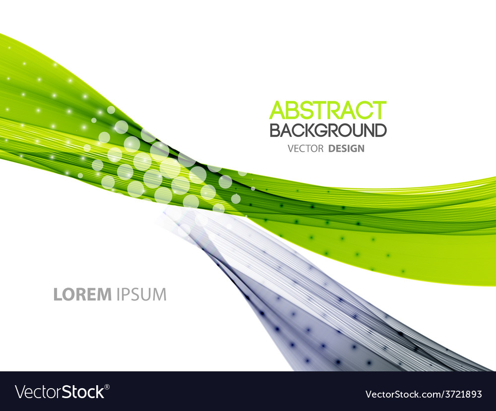 Abstract color lines background template brochure vector | Price: 1 Credit (USD $1)