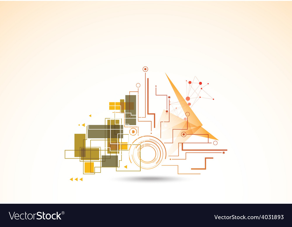 Abstract technology backdrop vector | Price: 1 Credit (USD $1)