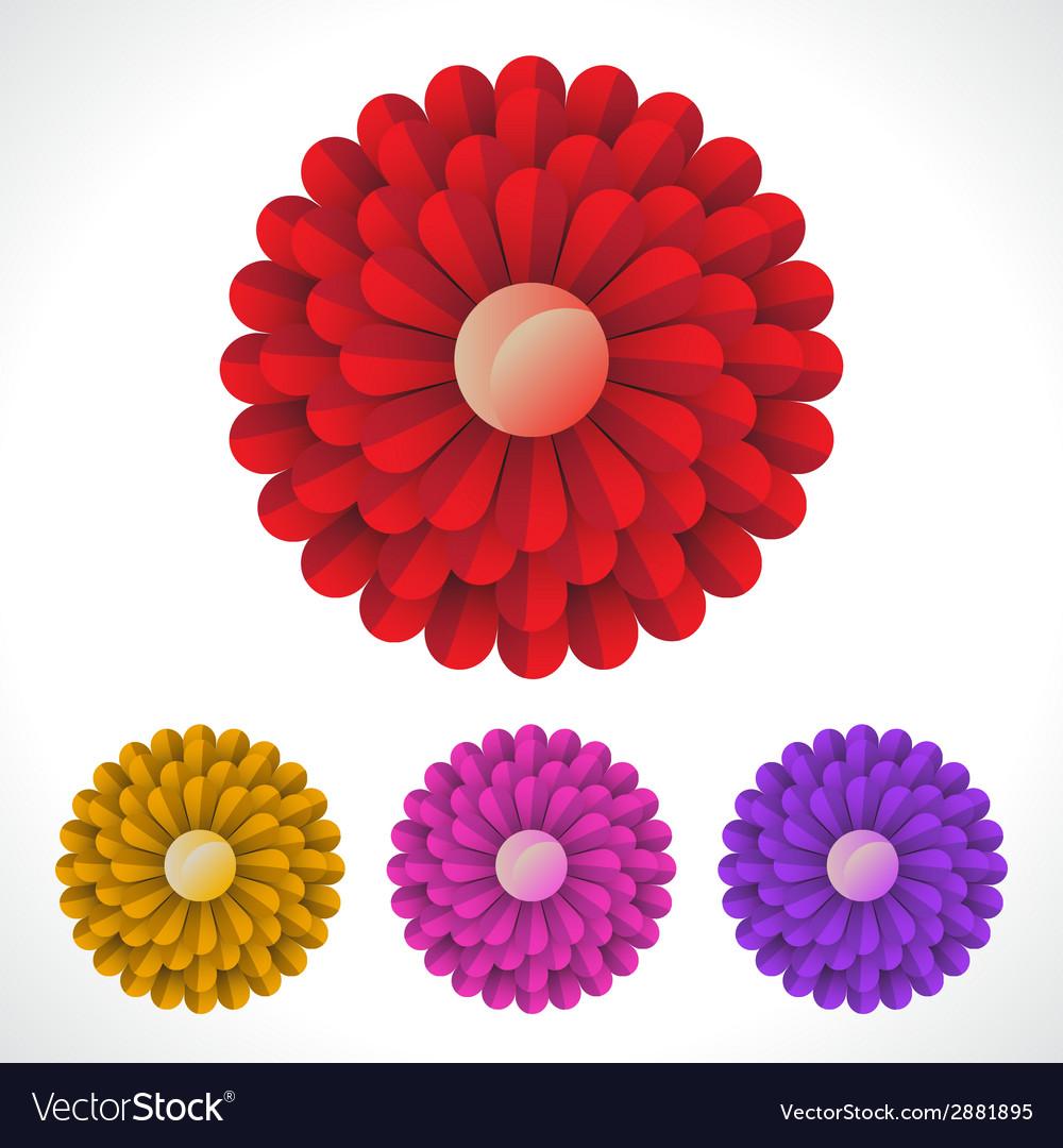 Blossom flower vector   Price: 1 Credit (USD $1)