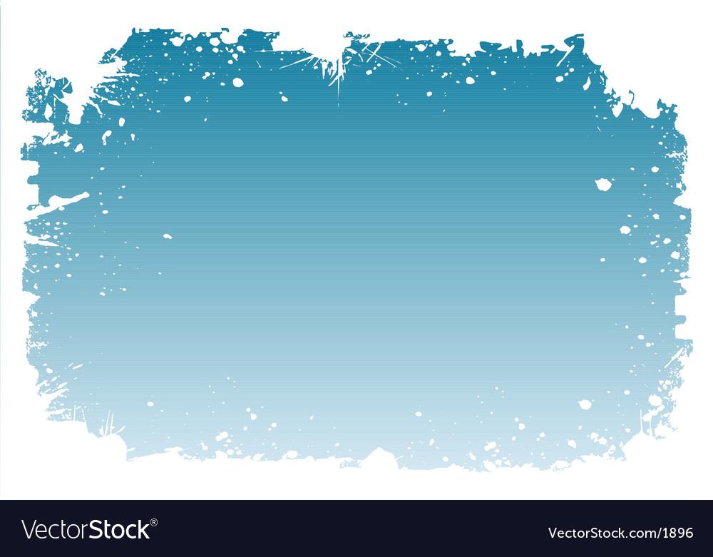 Snowy frame vector   Price: 1 Credit (USD $1)