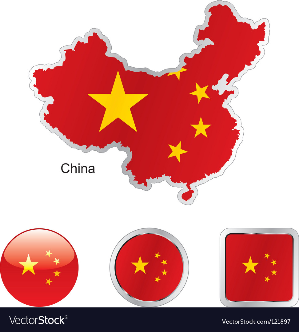 China vector | Price: 1 Credit (USD $1)