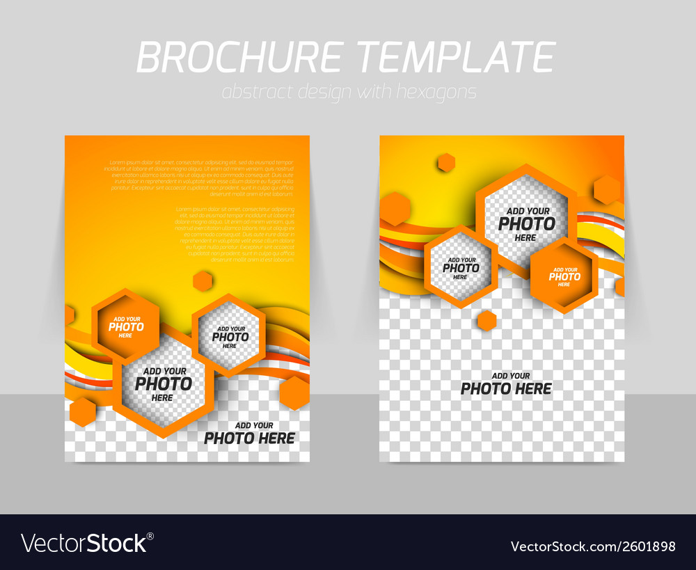 Brochure background vector | Price: 1 Credit (USD $1)