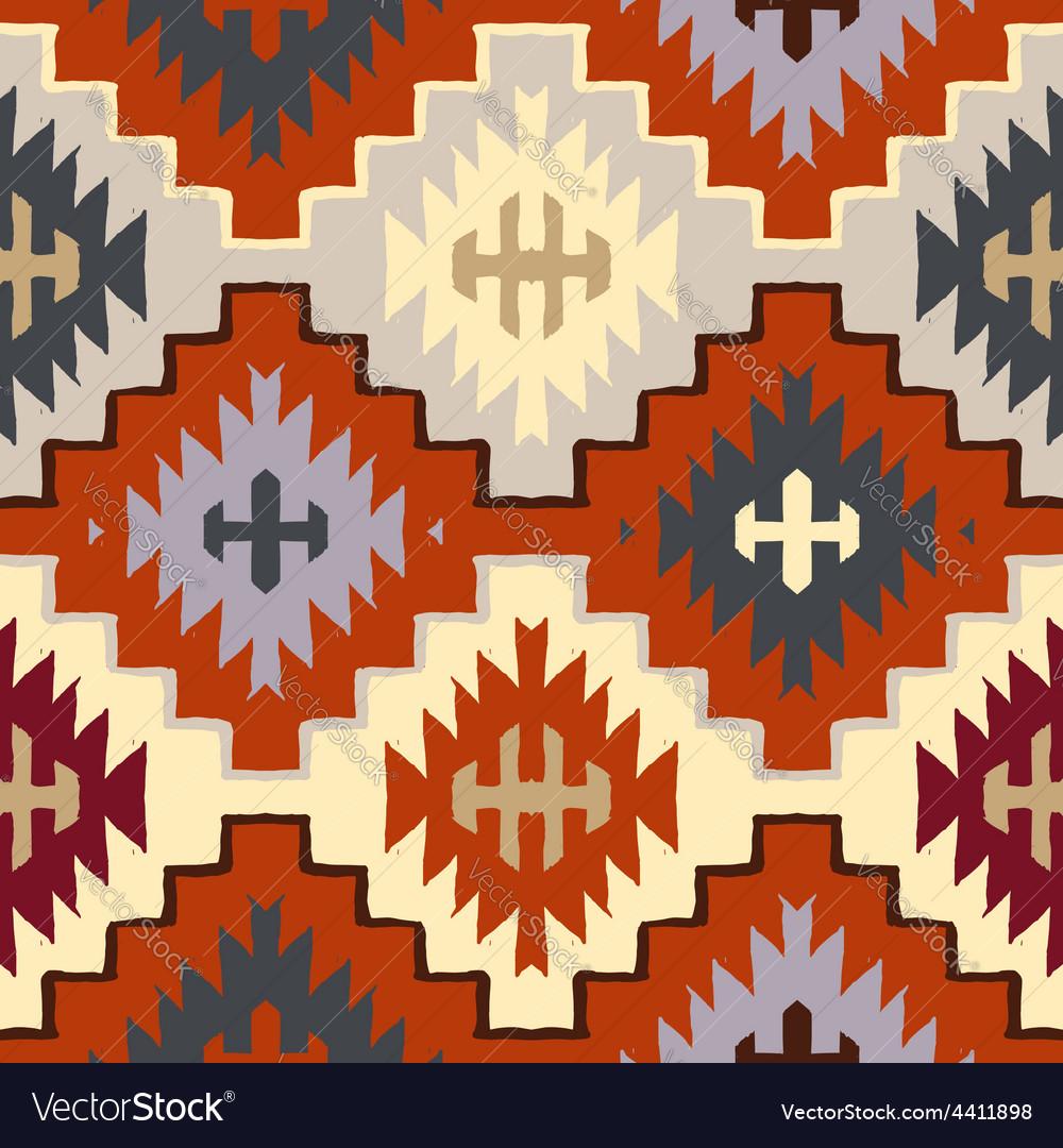 Navajo tribal ornament vector | Price: 1 Credit (USD $1)