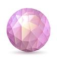 Polygonal sphere vector
