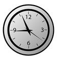 Clock button vector
