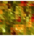 Colorful seamless triangle abstract background vector