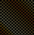 Golden metal wire background vector