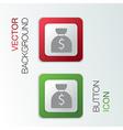 Bag of money vector
