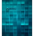 Abstract square background texture vector
