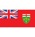 Ontario province vector