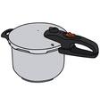 Pressure cooker vector