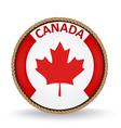 Canada seal vector