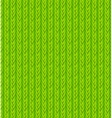 Green sweater texture background vector