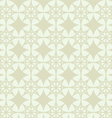 Double star and circle pattern on pastel color vector