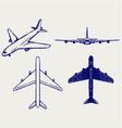 Jets symbols vector