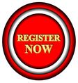 Register now logo vector