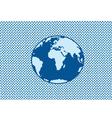 Globe earth icons themes idea design vector