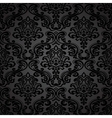 Damask vintage floral seamless pattern background vector
