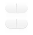 Pill 08 vector