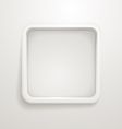 Abstract background of grey box vector