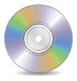 Blank cd vector