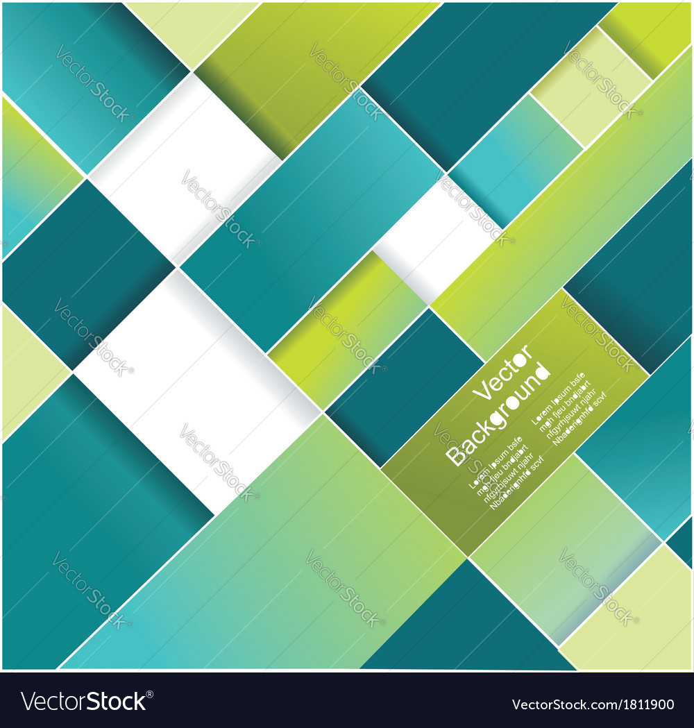 Abstract distortion from rhomb shape background vector | Price: 1 Credit (USD $1)