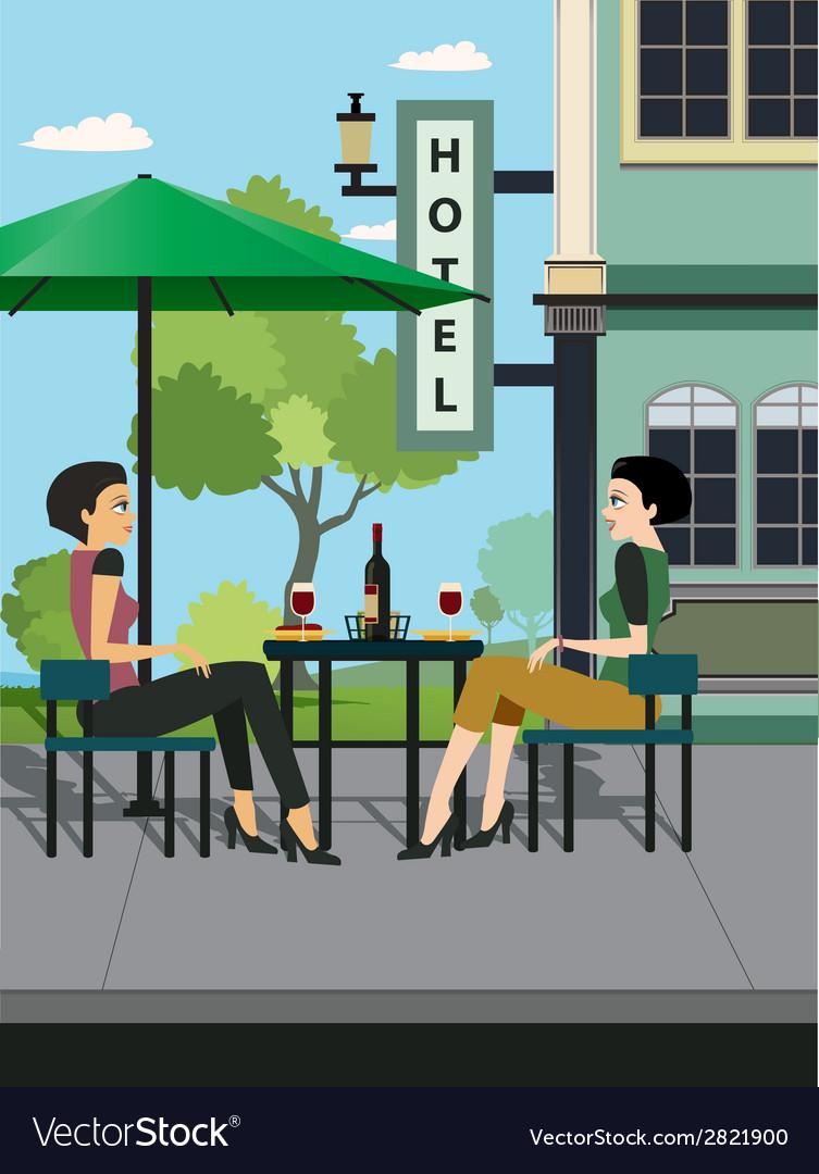 Restaurants hotels vector | Price: 1 Credit (USD $1)