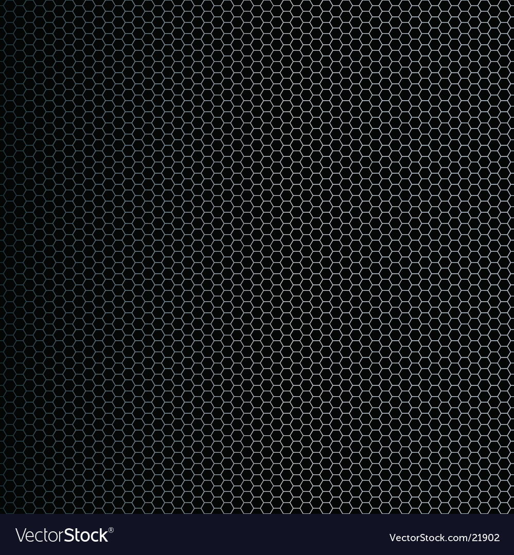 Hexagon texture background vector | Price: 1 Credit (USD $1)