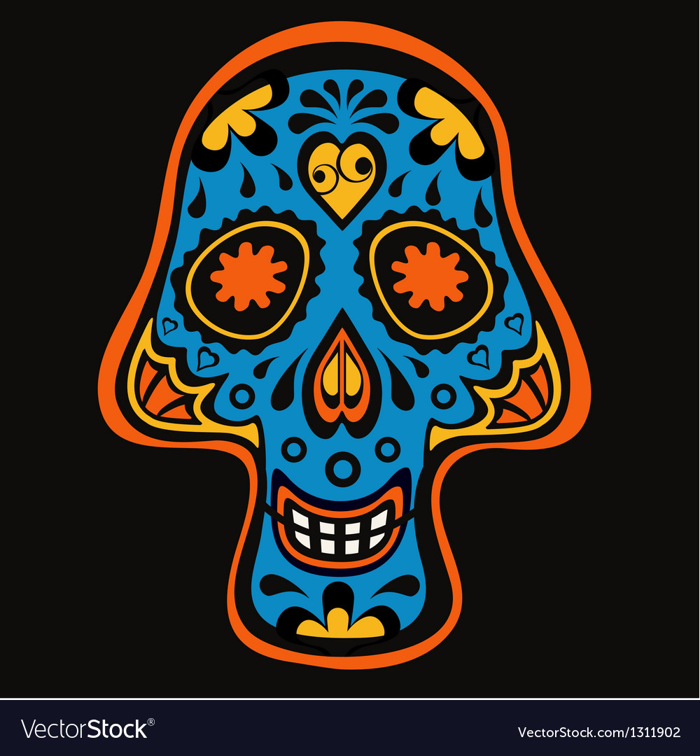 Skull3 vector | Price: 1 Credit (USD $1)