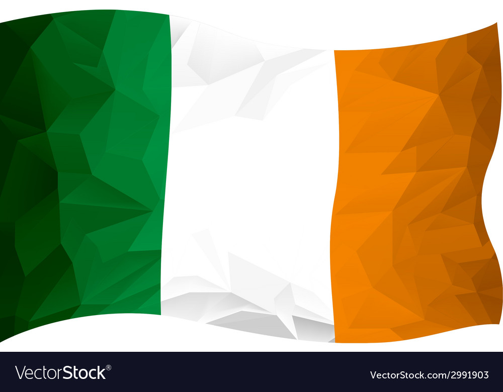 Flag ireland vector   Price: 1 Credit (USD $1)