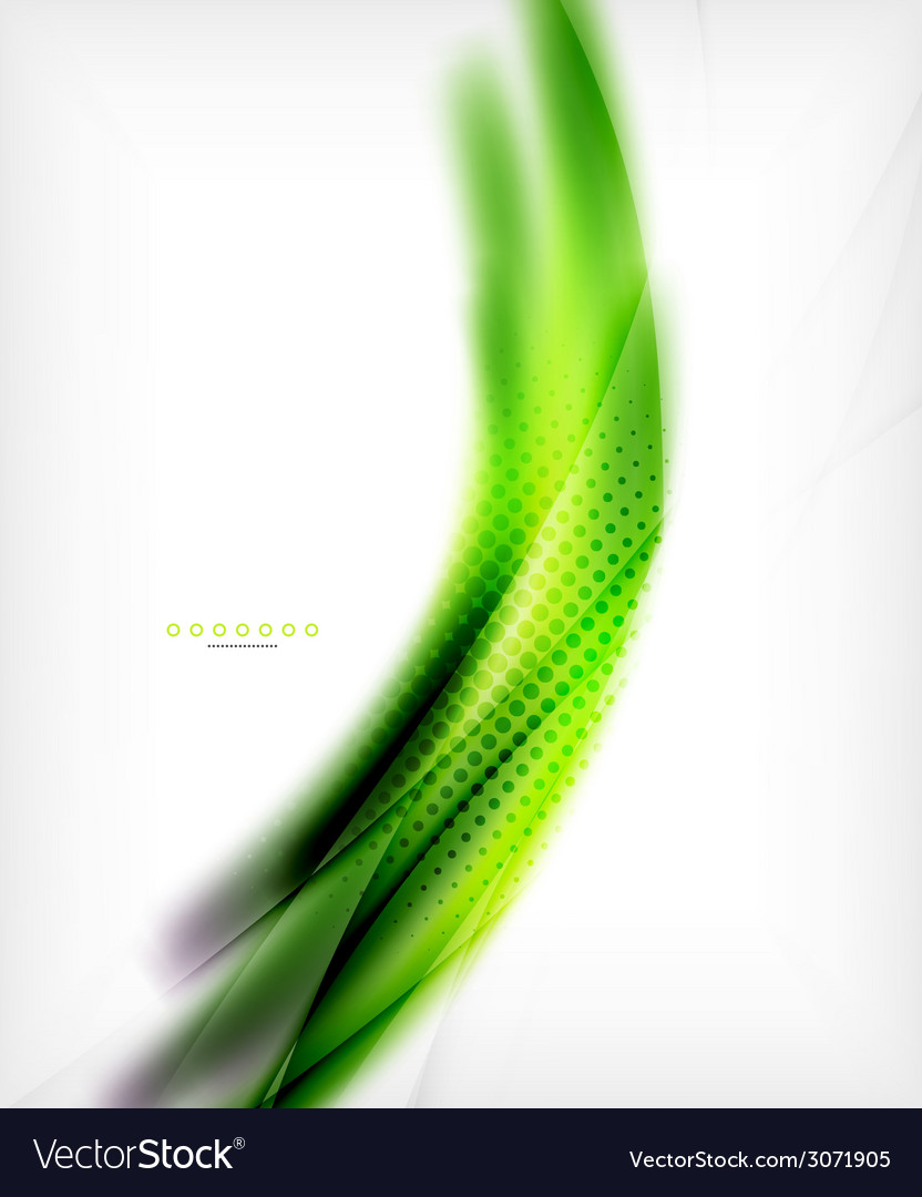 Abstract background green wave business template vector   Price: 1 Credit (USD $1)