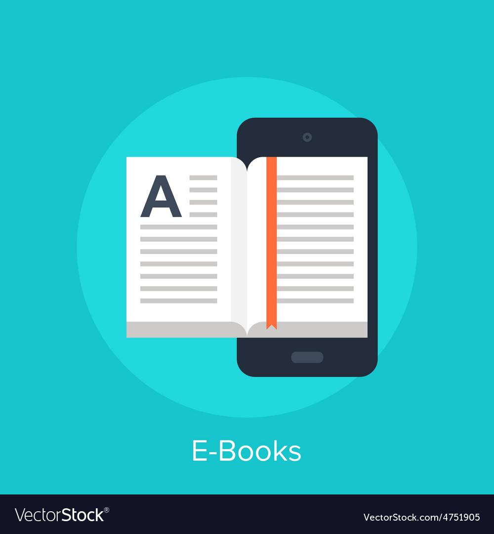 E-books vector   Price: 1 Credit (USD $1)
