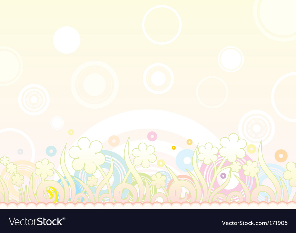 Soft background retro vector | Price: 1 Credit (USD $1)