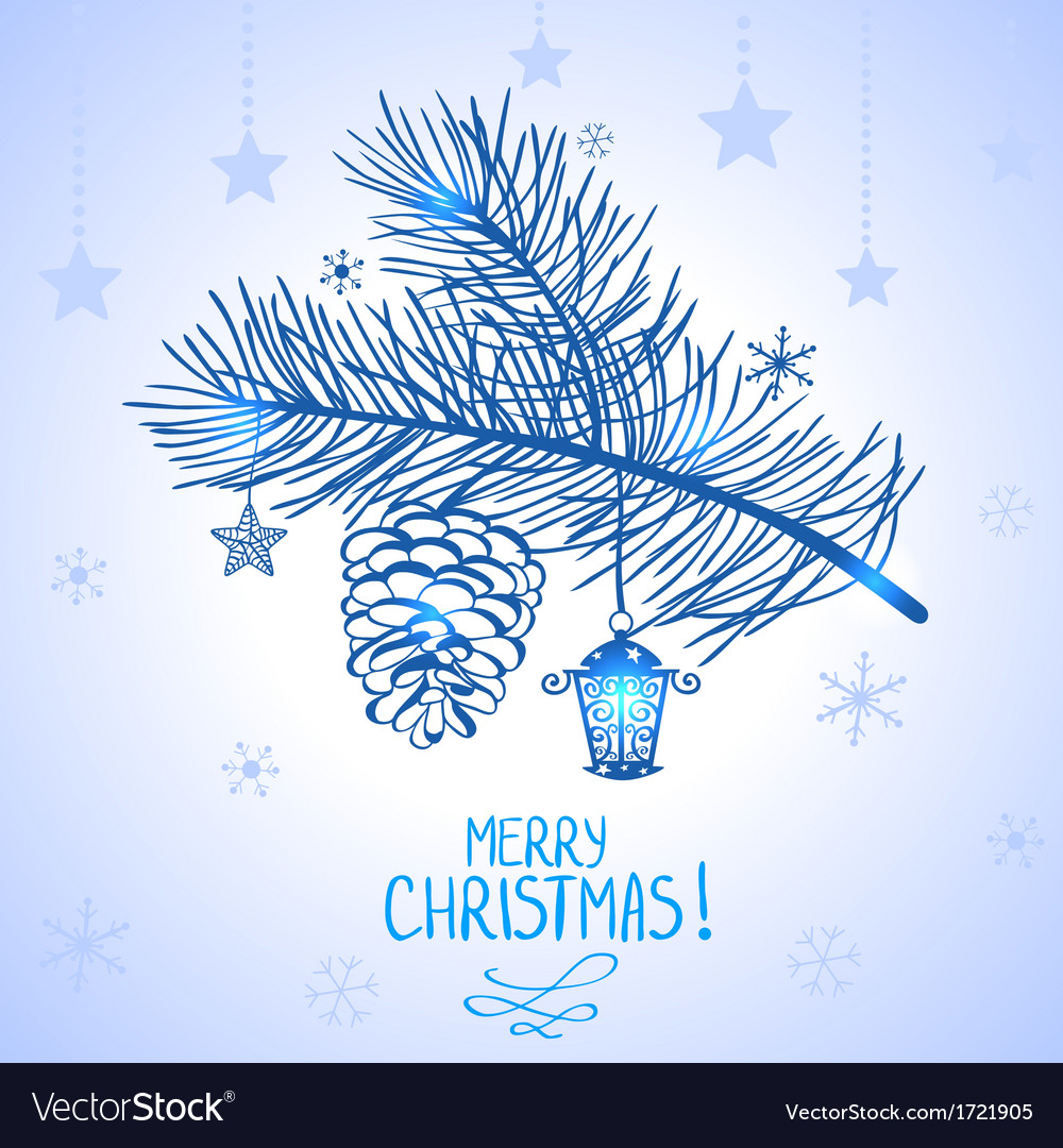 Tree christmas vector | Price: 1 Credit (USD $1)