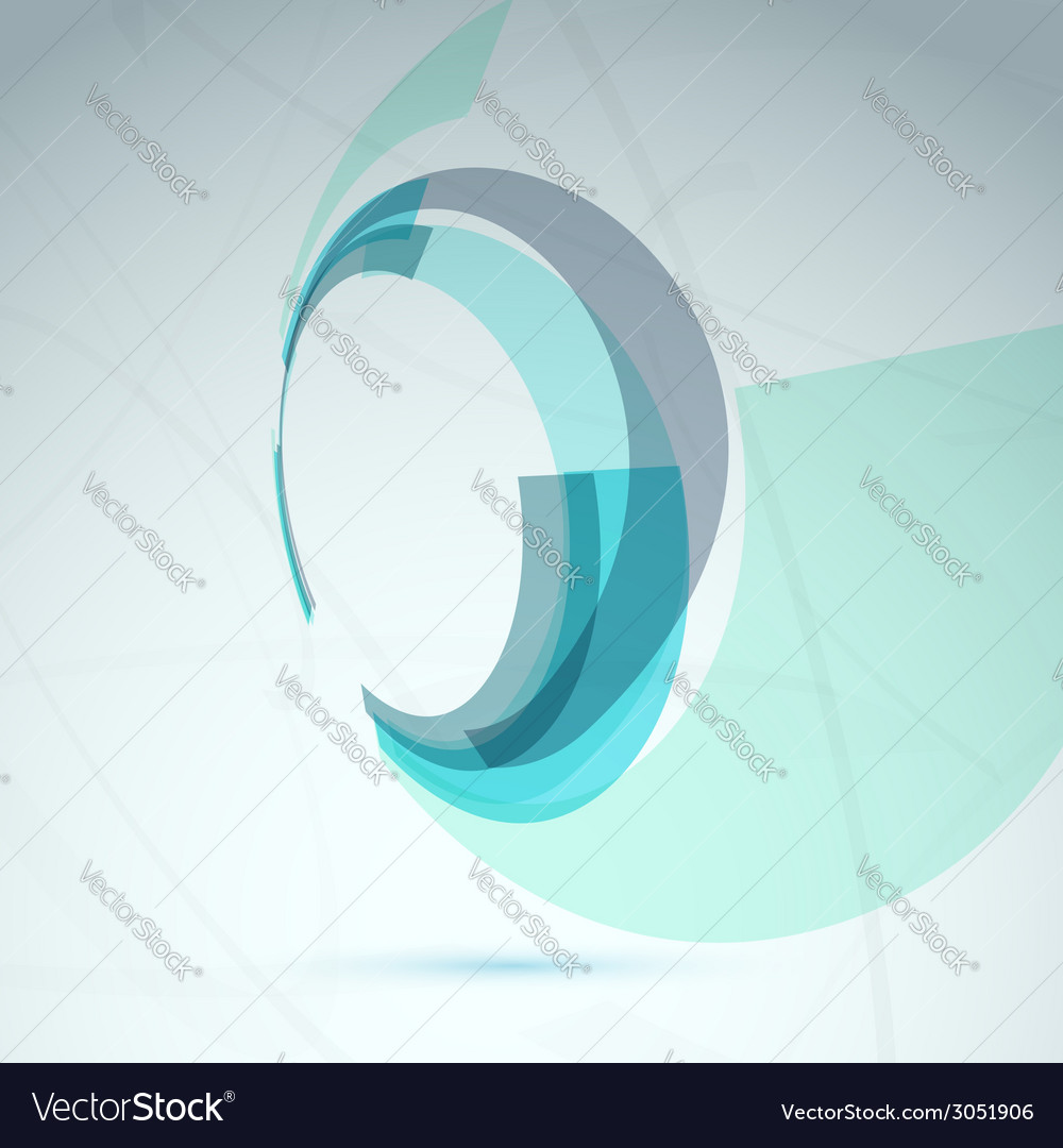 Abstract spin wheel element background vector | Price: 1 Credit (USD $1)