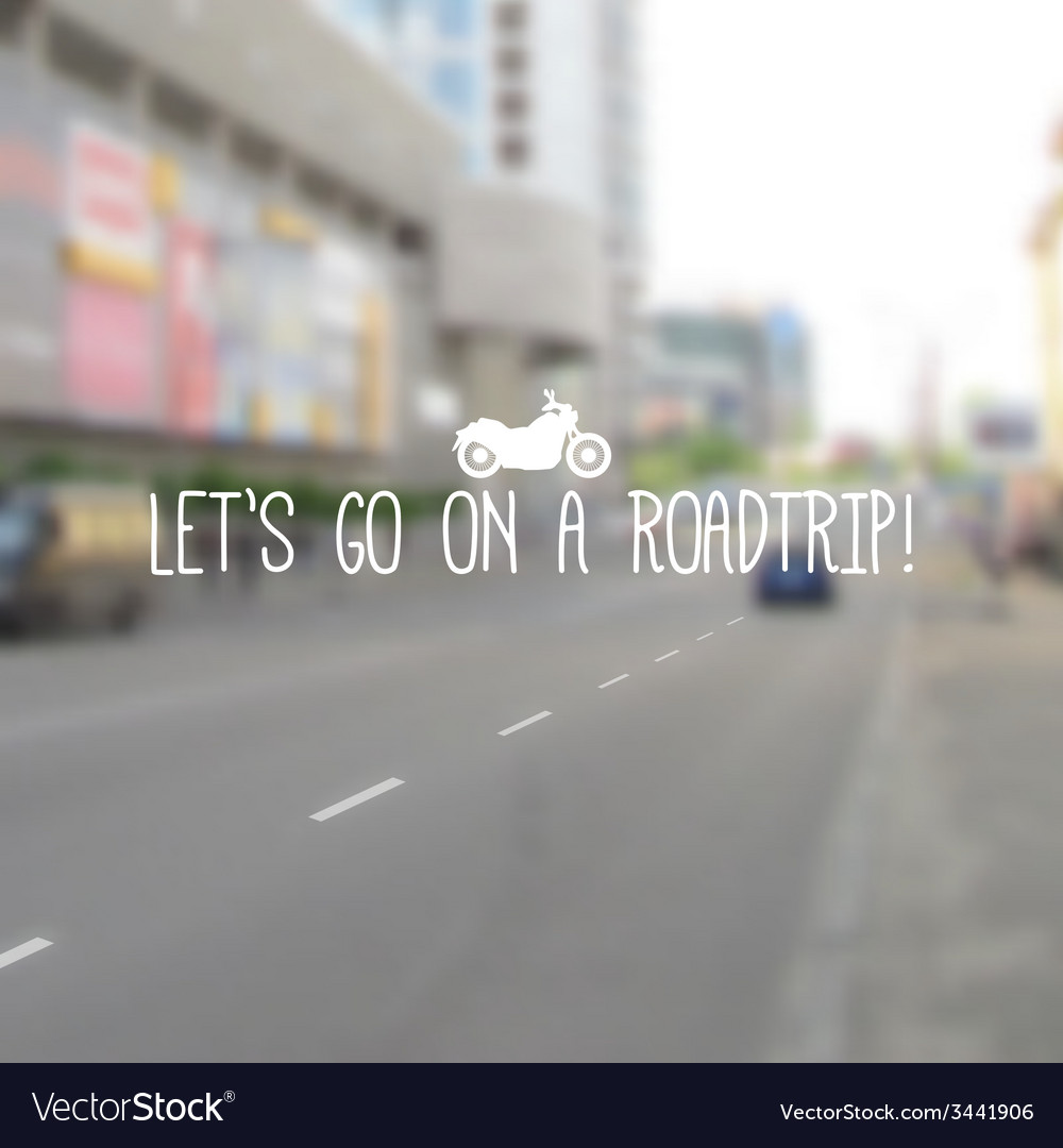 Blurred photographic background and text vector | Price: 1 Credit (USD $1)