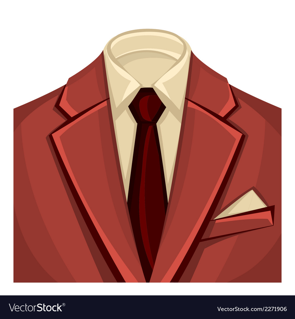 Mans suits for business background vector | Price: 1 Credit (USD $1)