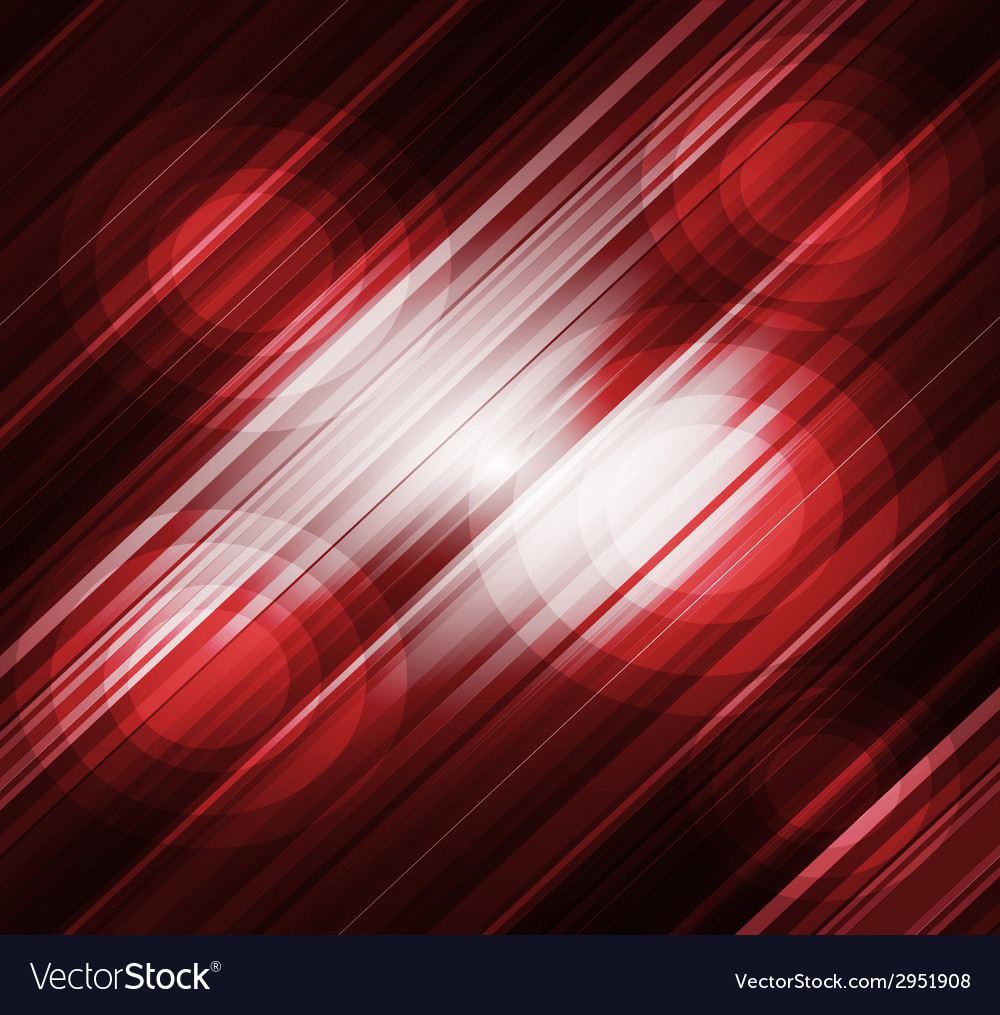 Straight lines abstract red background vector | Price: 1 Credit (USD $1)
