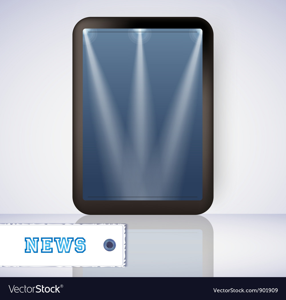 Blank vertical billboards vector | Price: 1 Credit (USD $1)