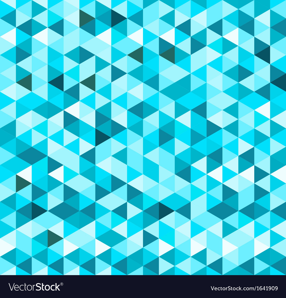 Blue geometric background vector | Price: 1 Credit (USD $1)