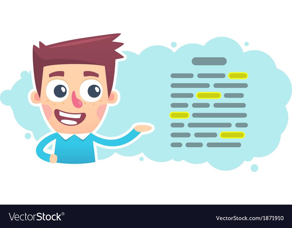 Editor vector