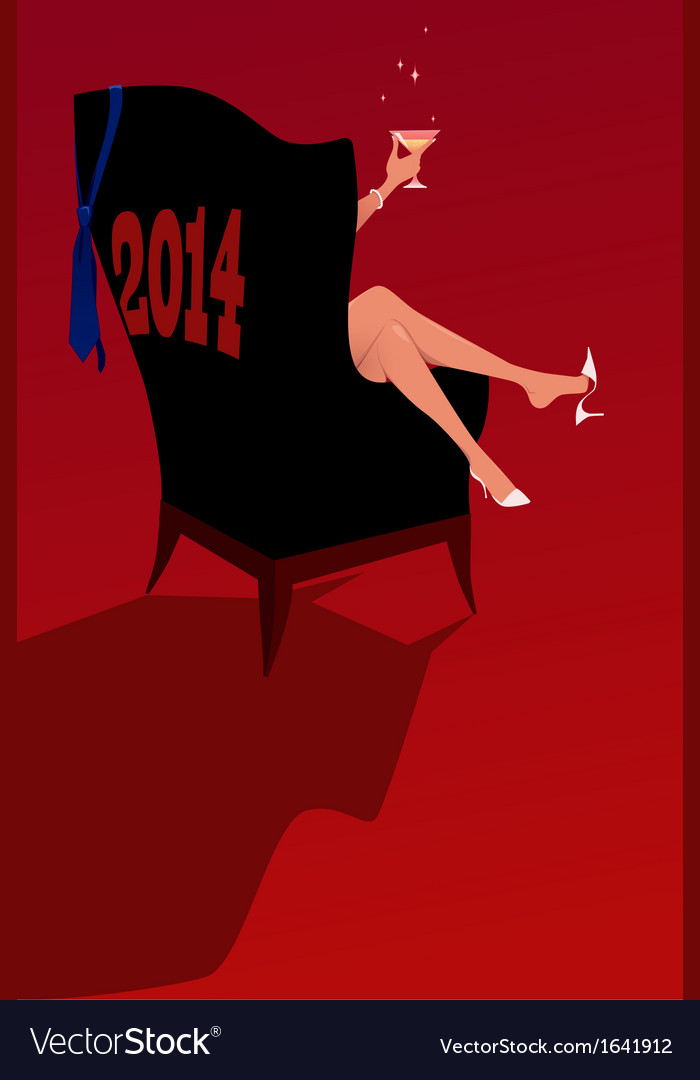 Happy new 2014 year background vector | Price: 1 Credit (USD $1)